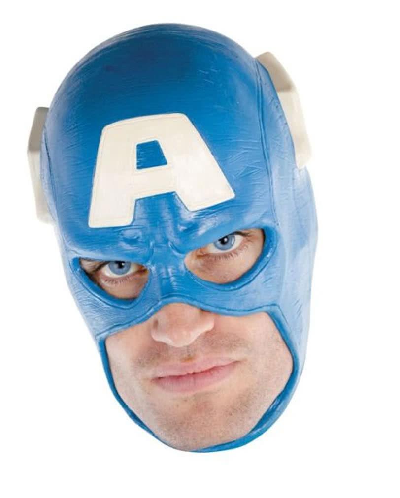 Captain America mask  Avengers mask of Marvel  horrorshopcom
