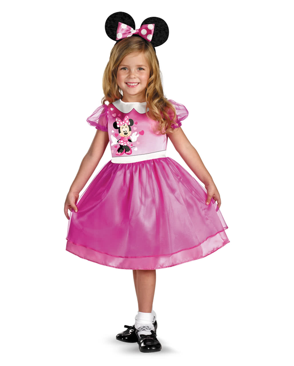 Minnie Mouse costume / pink toddlers | Disney Children`s costumes ...