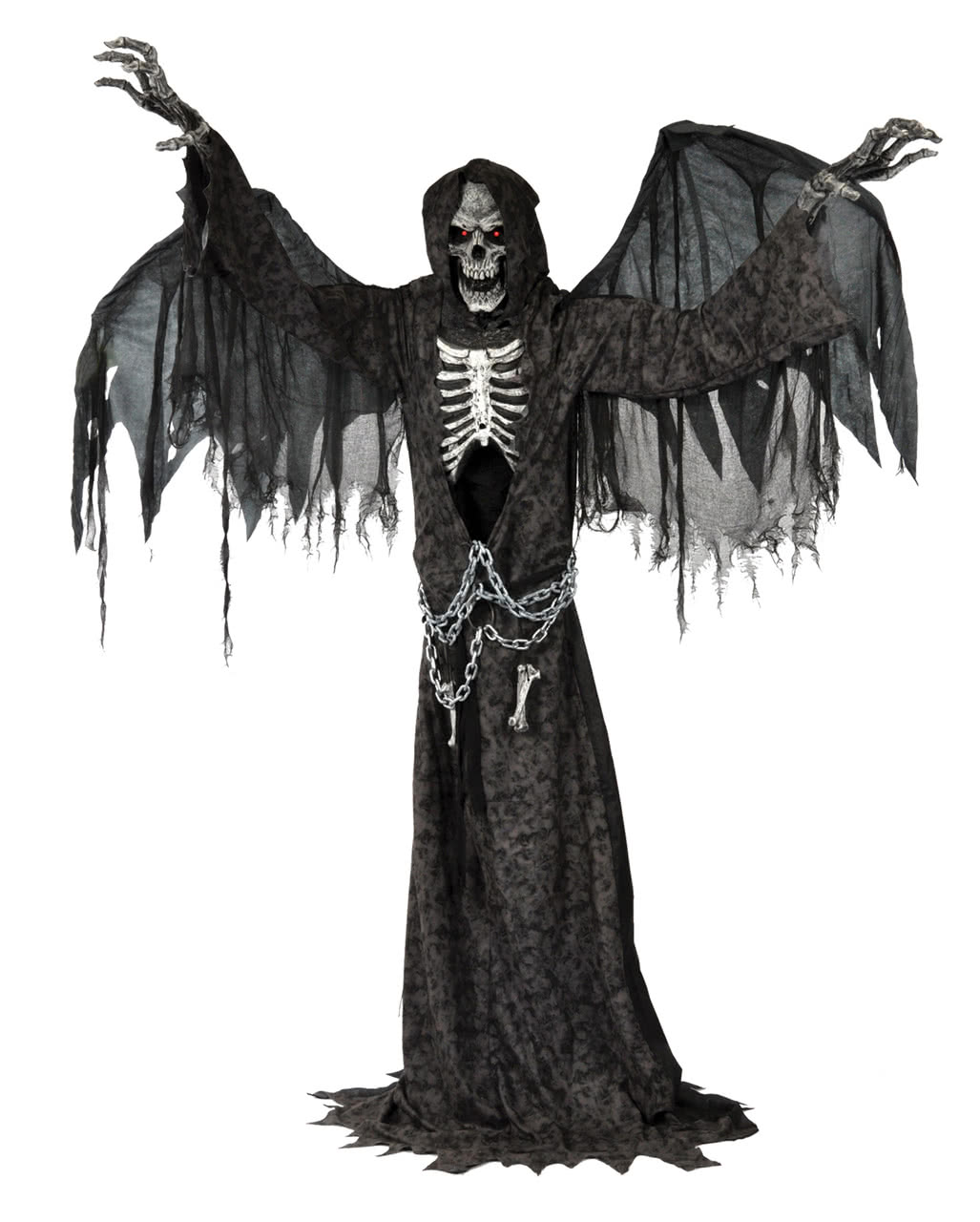 reaper todesengel animatronic 230 cm