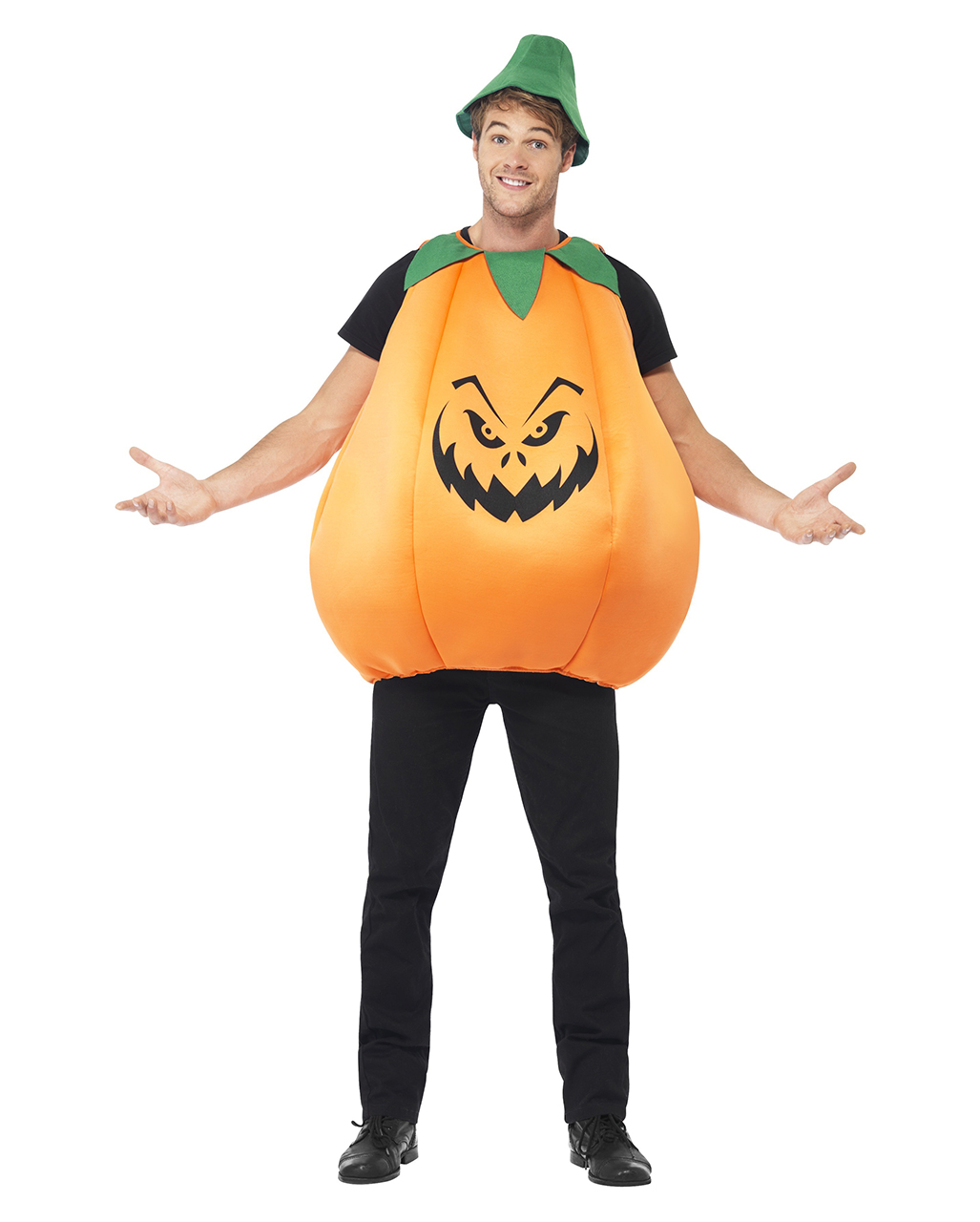 Eerie pumpkin costume disguise yourself as a grim pumpkin horror eerie pumpkin costume solutioingenieria Images