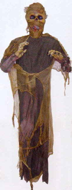 Latex Mummy Decoration 182cm