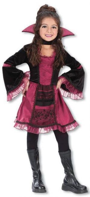 Vampire Girl Child Costume. S