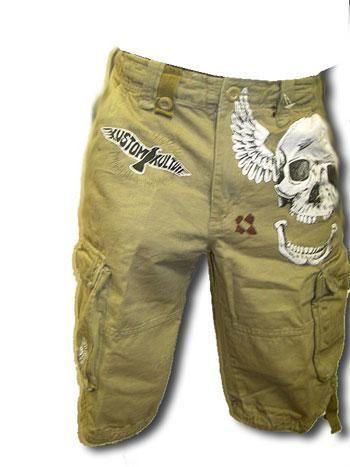 Skull Shorts Gr.34