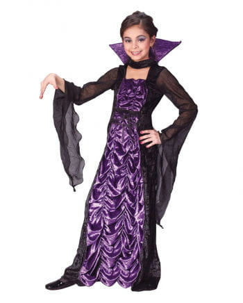 Countess of Darkness Child Costume. S