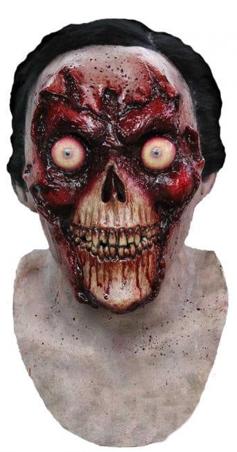 Face Off Zombie Maske