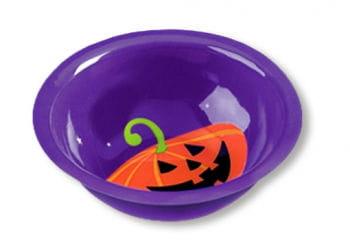 Plastic Bowl Pumpkin