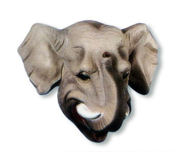 Animal elephant mask