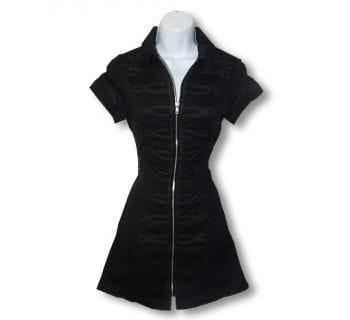 Uniform Dress Black XL / 42